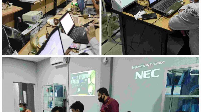 Hari terakhir Proses Akreditasi Program Studi Teknik Informatika